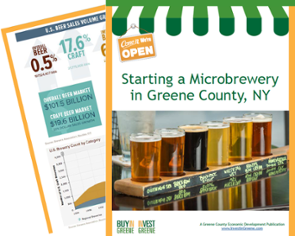 Starting a Microbrewery in Greene County, NY