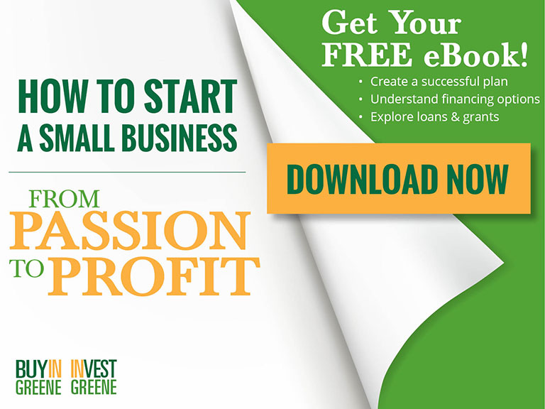 Starting Small Biz eBook Graphic