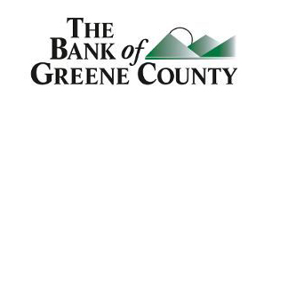 The Bank of Greene County in Greenville