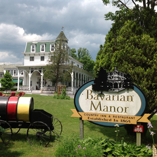 Bavarian Manor Country Inn & Restaurant in Cairo