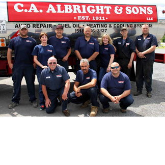 CA Albright & Sons