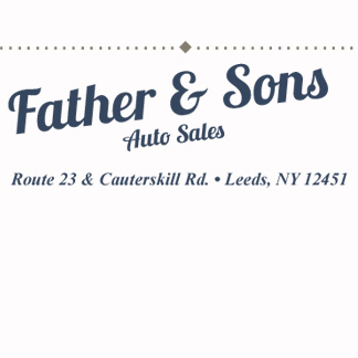 Father & Sons Auto Sales & Service