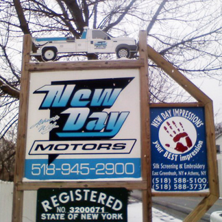New Day Motors in Athens