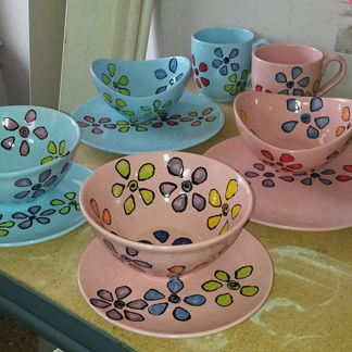 "Linnea's Handcraft ""Paint Your Own Ceramics"" in Coxsackie"