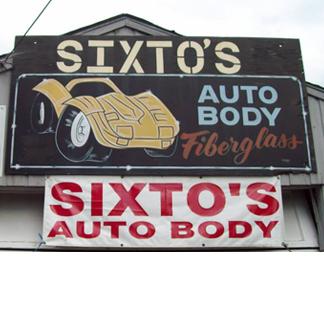 Sixto's Auto Body in Catskill