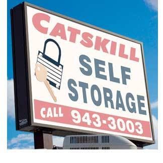 Catskill Self Storage in Catskill
