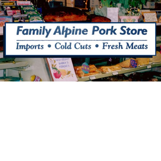 Alpine Pork Store