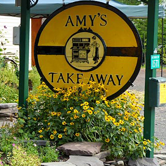 Amy's Take-Away
