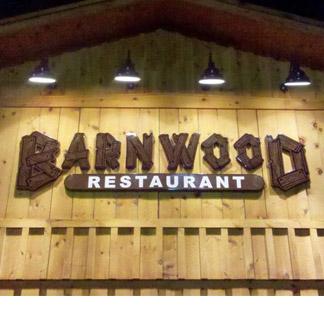 Barnwood Restaurant in Catskill