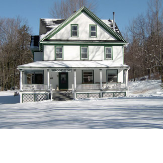 Brookside Bed & Breakfast in Haines Falls