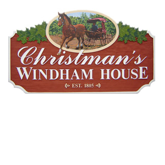 Christman's Windham House in Windham