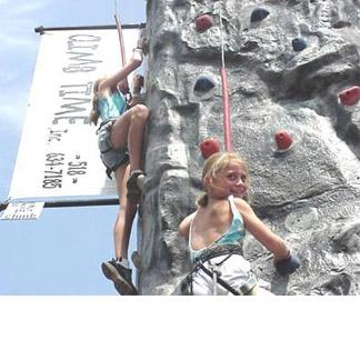 Climb Time Portable Climbing Wall