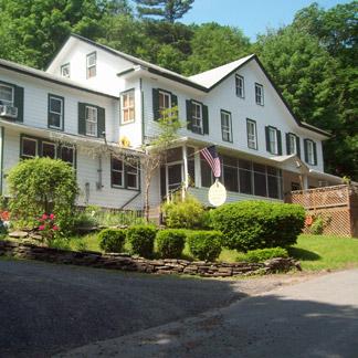 The Fernwood Restaurant & Bistro in Catskill