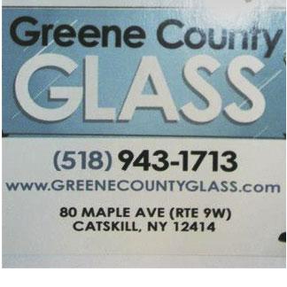 Greene County Glass in Catskill