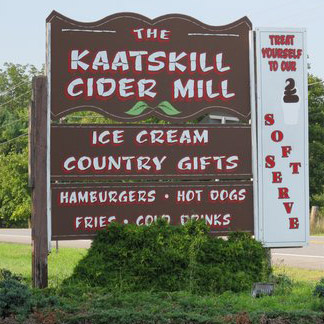 The Kaatskill Cider Mill