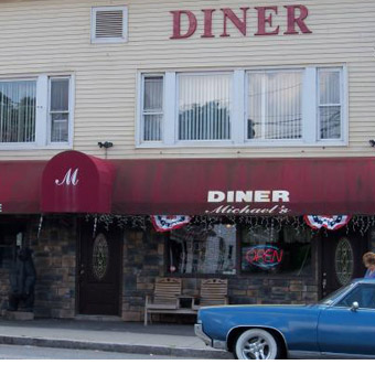 Windham Diner in Windham