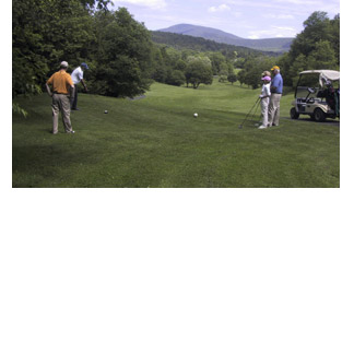 Roland Stafford Golf School in Windham