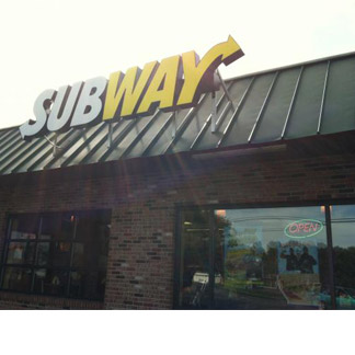 Subway in Coxsackie