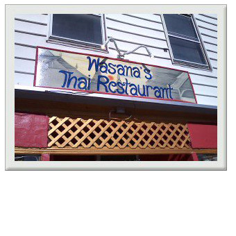 Wasanas Thai Restaurant