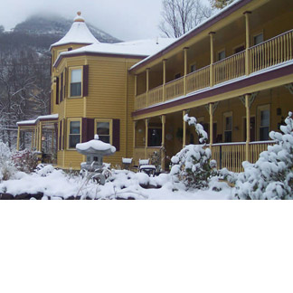 Fairlawn Inn in Hunter