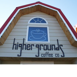 Higher Grounds Coffee Co.