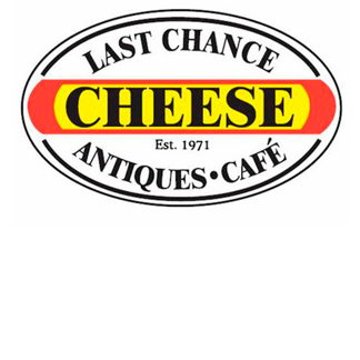 Last Chance Cheese Antiques & Café in Hunter