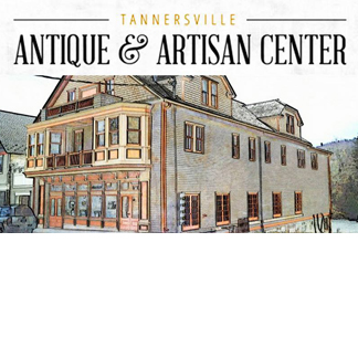 Tannersville Antique & Artisan Center in Hunter