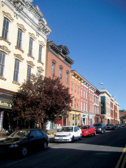 Catskill Streetscape