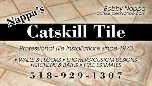 Nappa's Catskill Tile & Wood Floors in Catskill