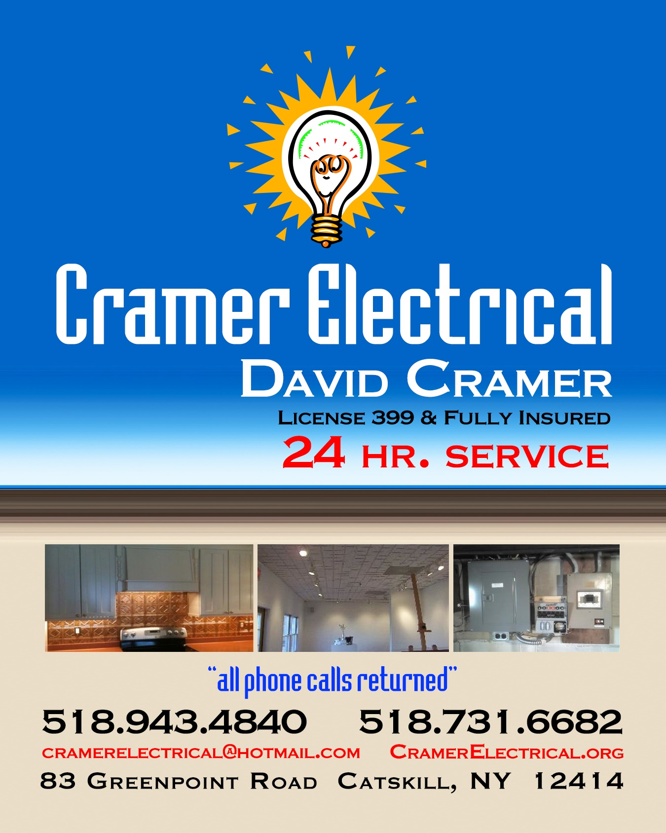 Cramer Electrical Co, Inc.