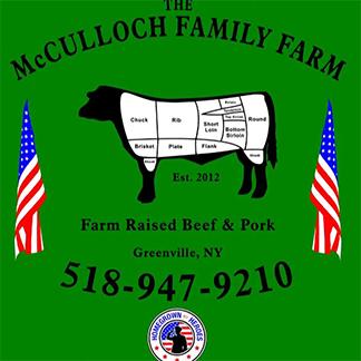 The McCulloch Family Farm in Greenville