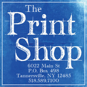 The Print Shop in Hunter