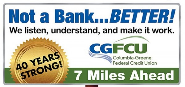 COLUMBIA-GREENE FEDERAL CREDIT UNION