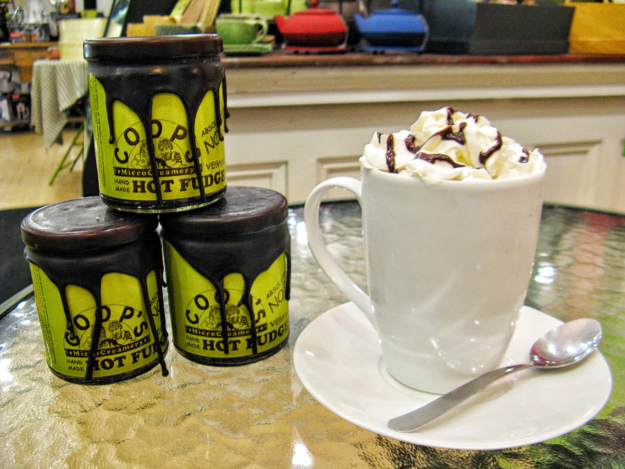 Verdigris Tea & Chocolate Bar