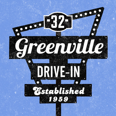 Greenville Drive-In in Greenville