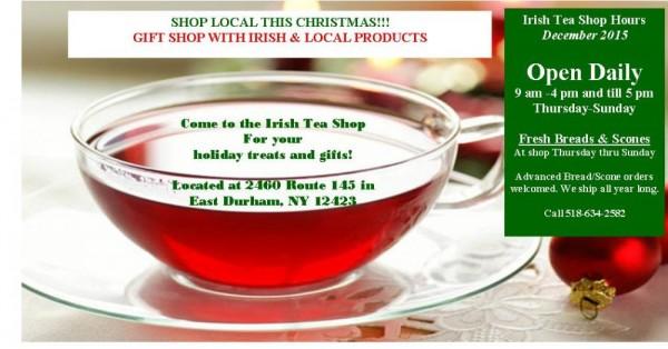 Irish Tea Shop