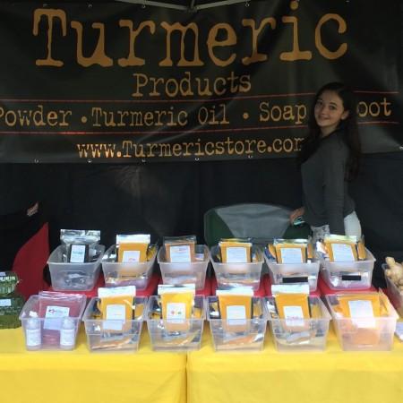 Turmeric Store in Hunter