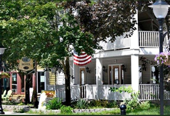 Prattsville Main Street