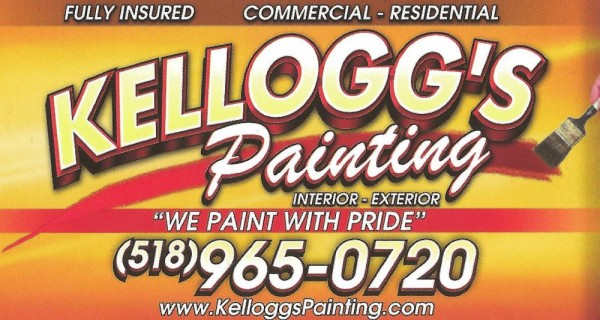 Kellogg's Painting in Catskill