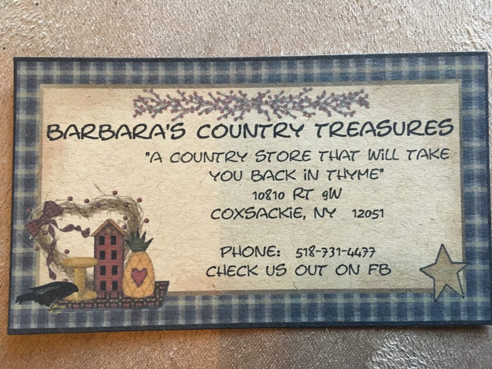 Barbara's Country Treasures