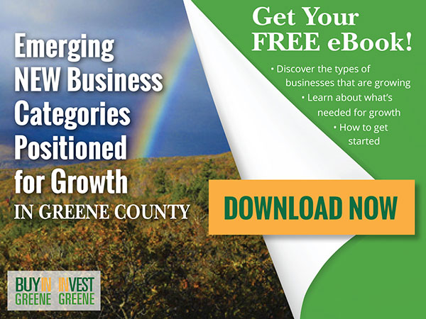 Emerging New Business Categories Positioned for Growth in Greene County