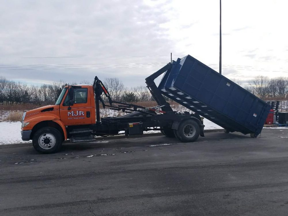 MJR Dumpsters in Athens