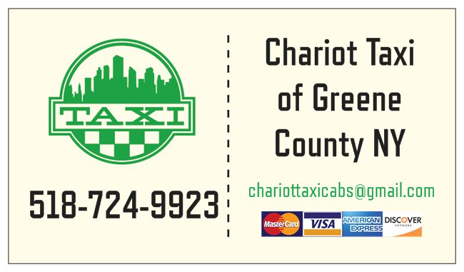 Chariot Taxi of Greene County