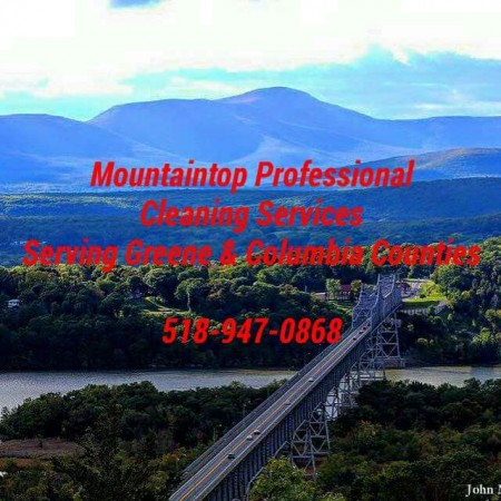 Mountaintop Professional Cleaning in Catskill