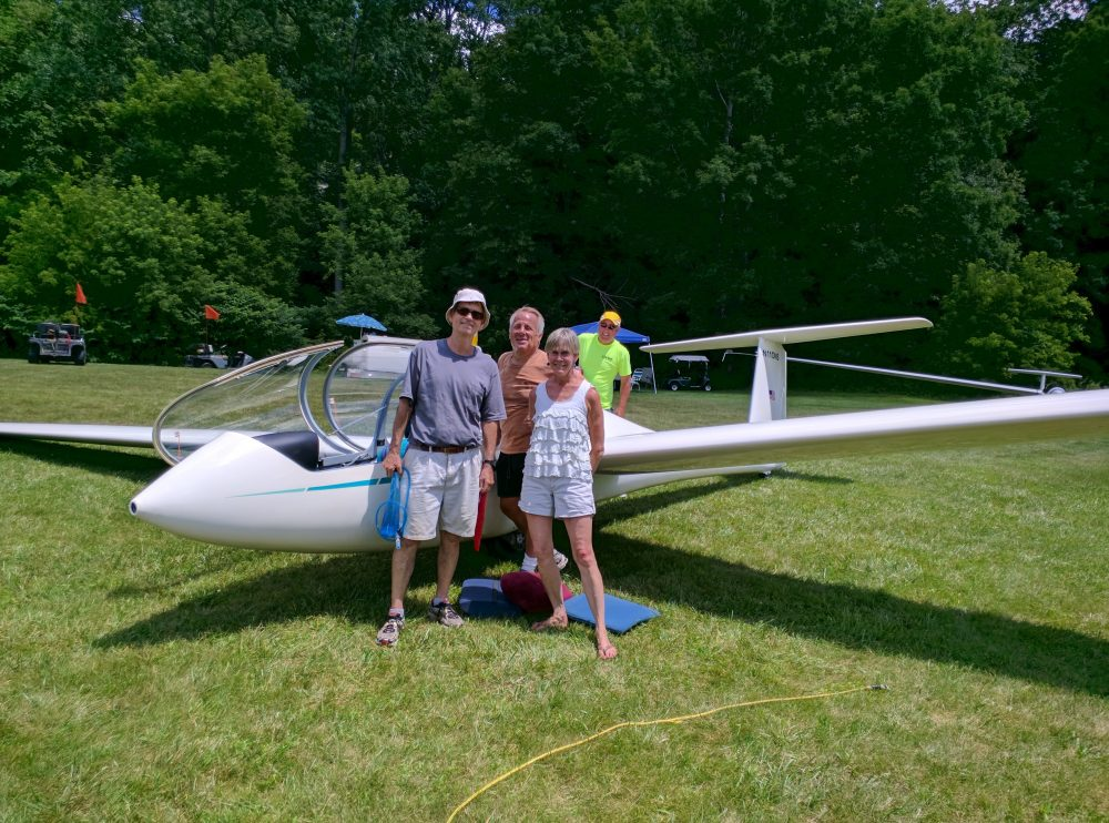 Nutmeg Soaring Association at the Freehold Airport