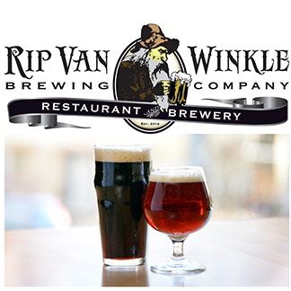 Rip Van Winkle Brewing Company & Restaurant in Catskill