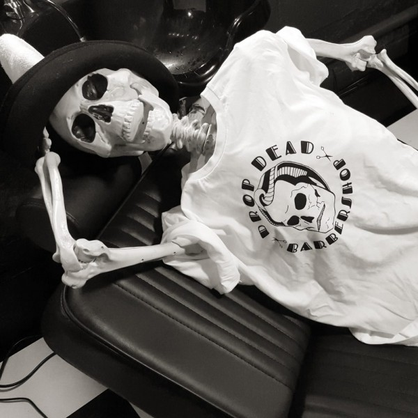 Drop Dead Barber Shop
