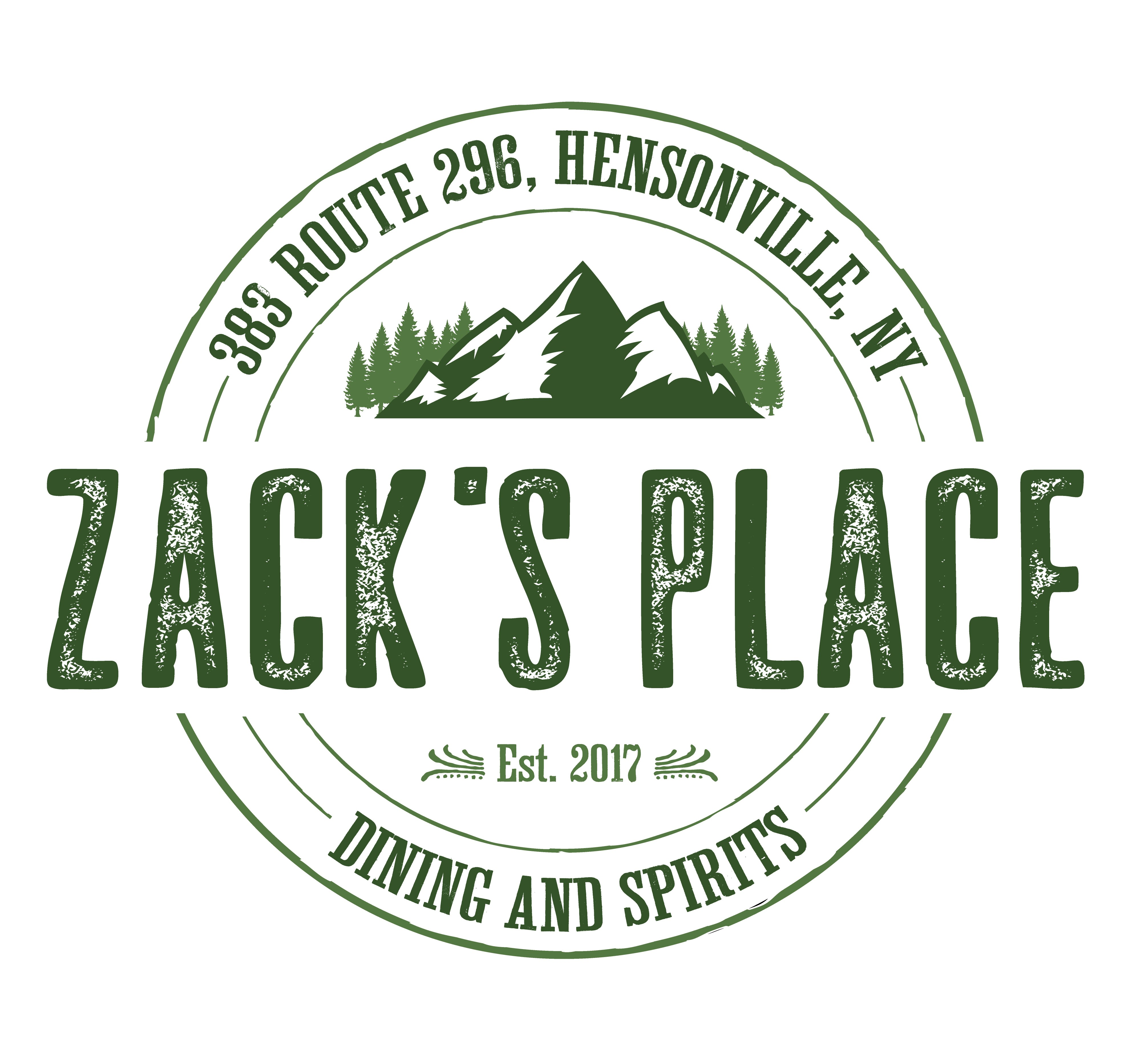 Zack's Place Dining and Spirits LLC