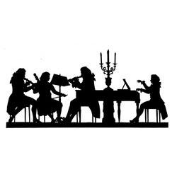 The Adirondack Baroque Consort in Hannacroix