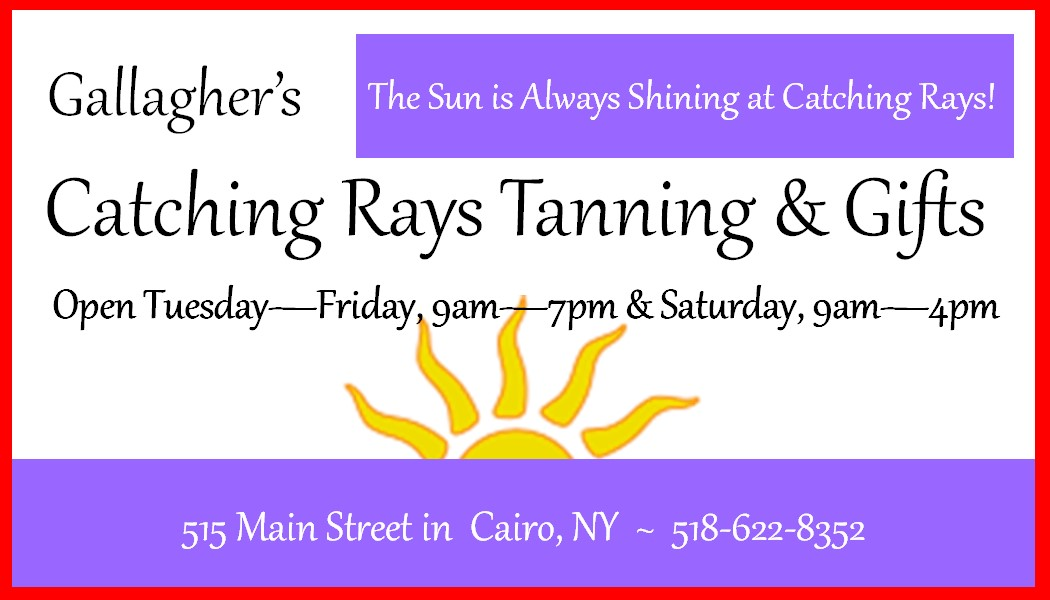 Gallagher's Catching Rays Tanning & Gift Shop